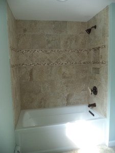 Bathroom Renovation, Auburn, NH