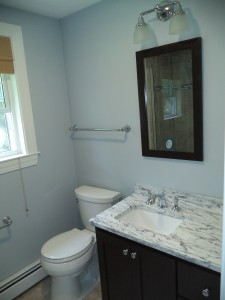 Bathroom Remodel, Hampstead, NH